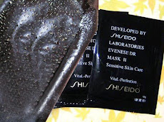 SHISEIDO BLACK MASK