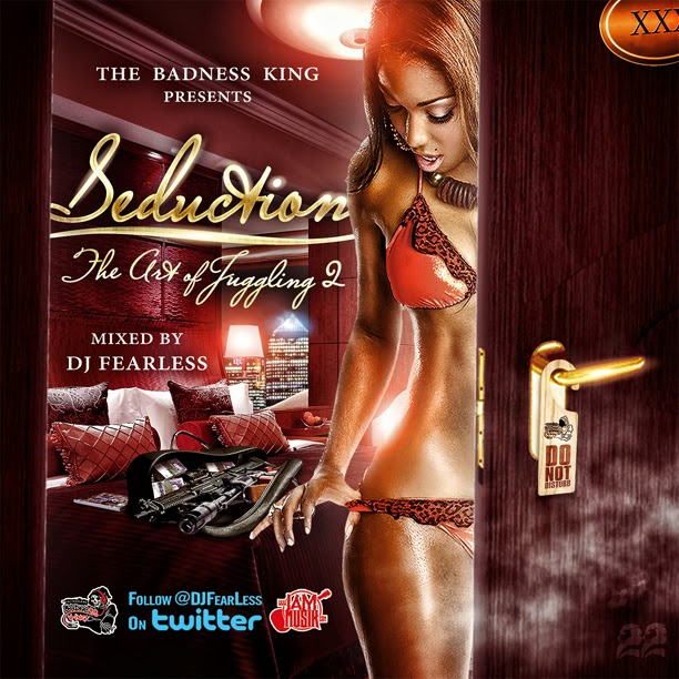 DJ FearLess - Seduction (Art Of Juggling 2) Mixtape