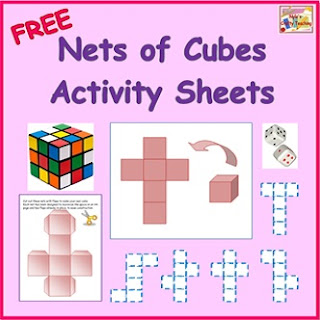 nets of cubes