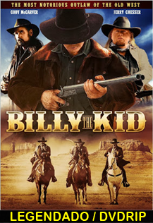 Assistir Billy the Kid Legendado 2013