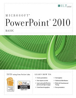 Microsoft PowerPoint 2010 - Basic - Student Manual
