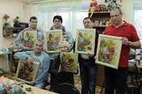Мужской мастер - класс в честь 8 марта