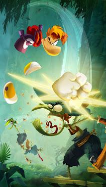 #16 Rayman Wallpaper