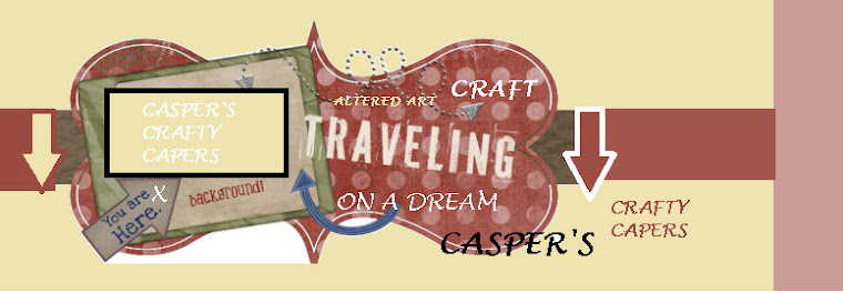 Casper&#39;s Crafty Capers