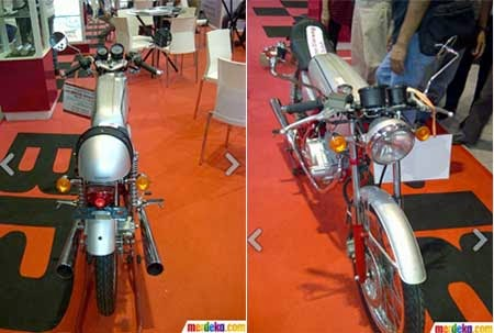 Honda Dream 50 / CB50
