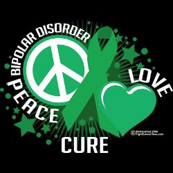 Bipolar Disorder: Peace, Love, Cure