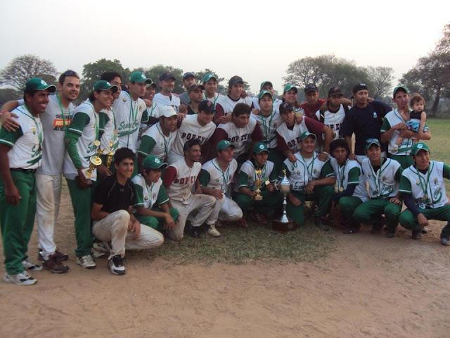 Nacional de Beisbol Mayores Varones 2011