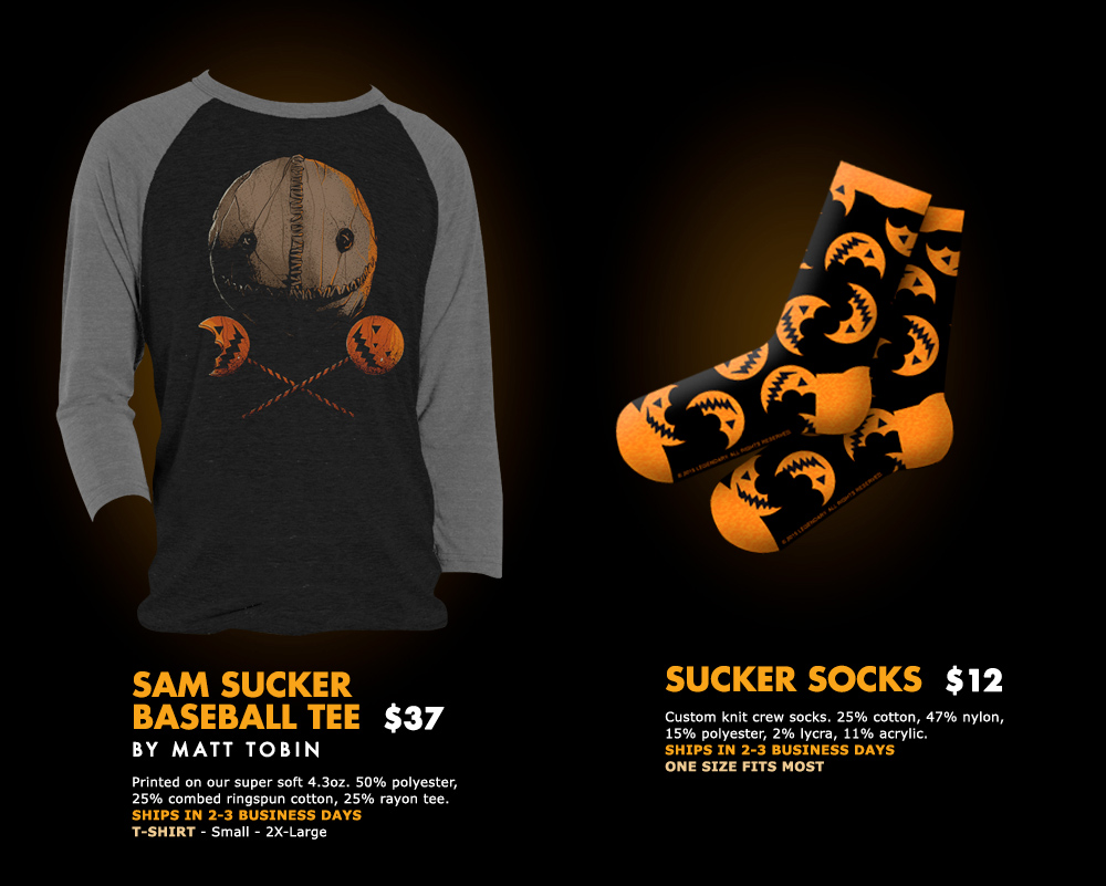 The Horrors of Halloween: FRIGHT-RAGS Presents TRICK 'R