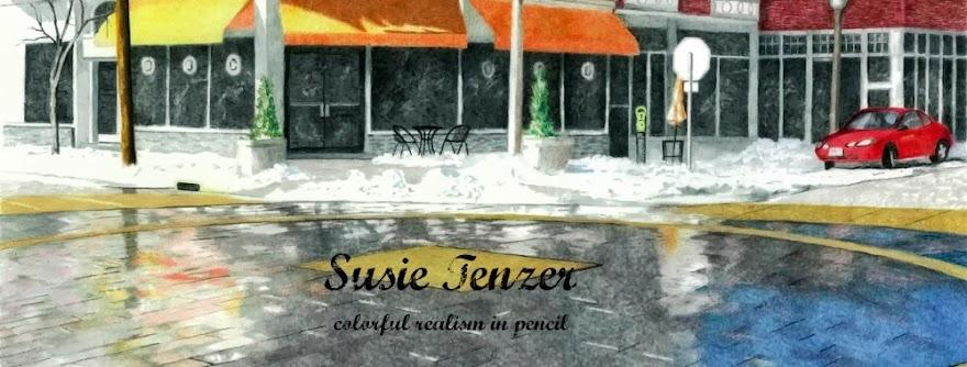 Susie Tenzer, artist