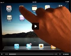 iPAD Video Lesson