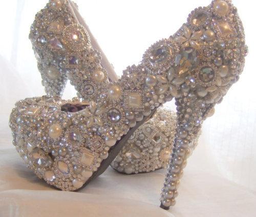 Zapatos de fiesta para quinceañeras