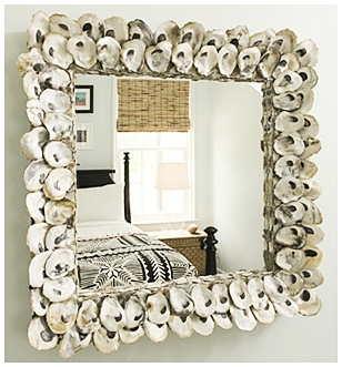 El minihogar for Marcos decorados para espejos