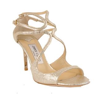 metal-sheen-high-heels-shoe-design