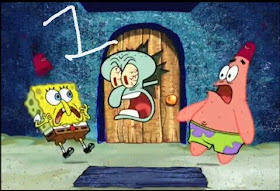 image gallery spongebob neighbor