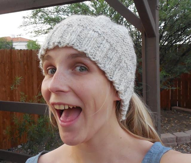 capucine hat crazy face