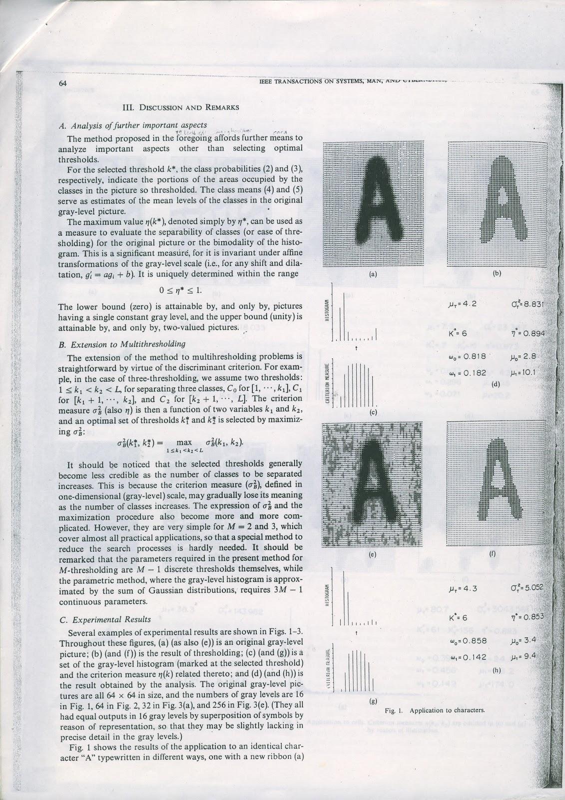 Paper oiite kelebihan metode otsu antara lain ccuart Image collections