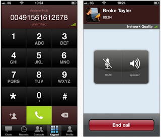 yuilop free calls and send free sms