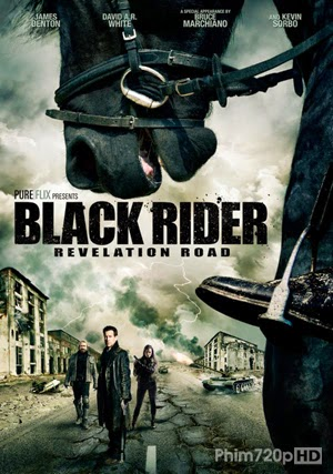 The Black Rider: Revelation Road 2014 poster