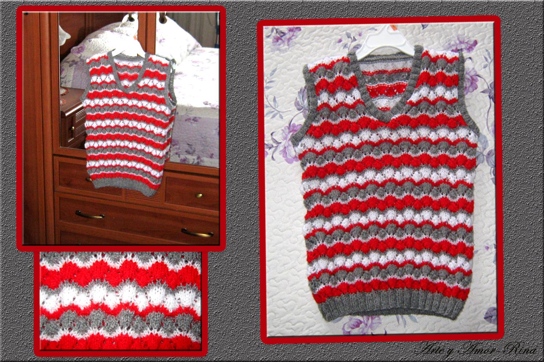 Muchos Modelos De Cosas Distintas Tejidas A Crochet Y A Dos Agujas Y