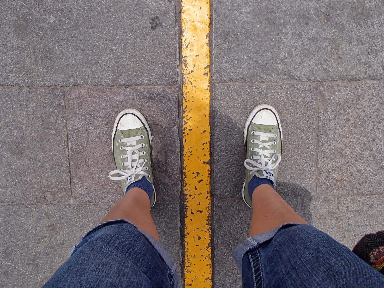 Equator in Ecuador South America | Navigating Hectivity by Micki Bare