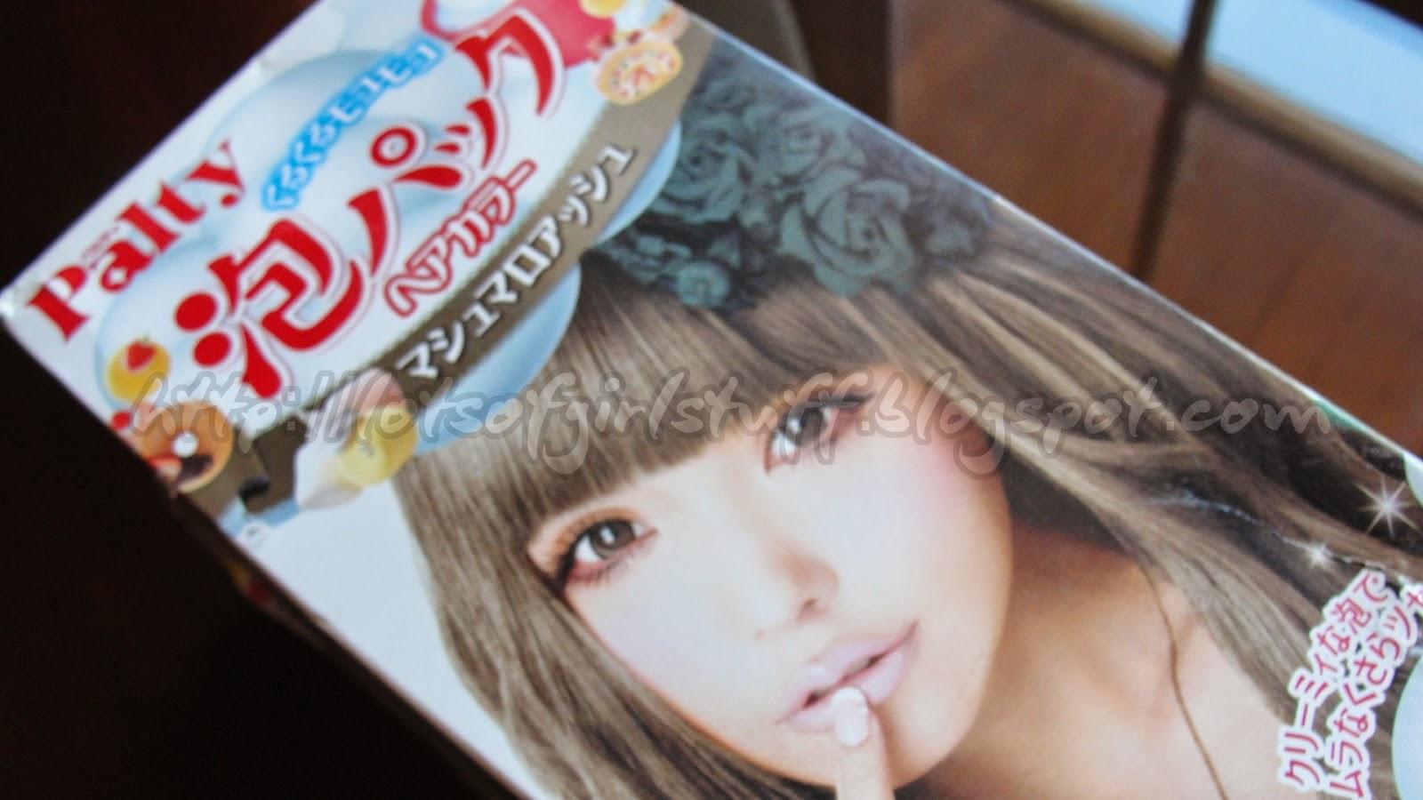 Lots Of Girl Stuff Palty Foam Hair Dye In Marshmallow Ash Review