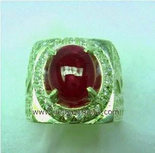 batu permata merah delima asli-batu mulia-natural-asli-murah