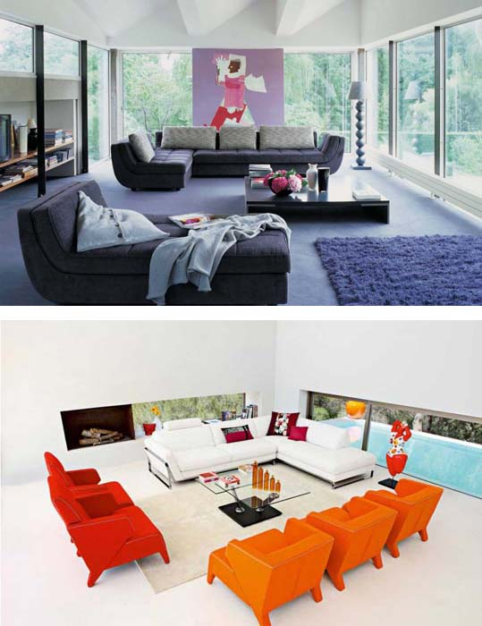 Inspiring-interior-design-living-room-with-modern-sofas-from-Roche-Bobois