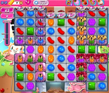 Candy Crush Saga 727