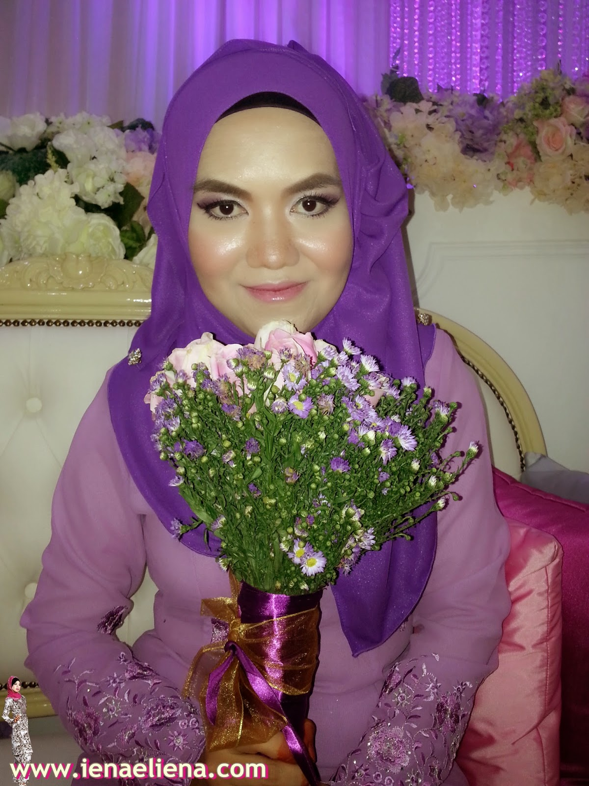 Make up Nikah Kak lieya Nasuludin