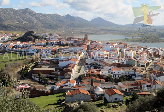 Almenas y alambiques alange badajoz for Oficina turismo badajoz