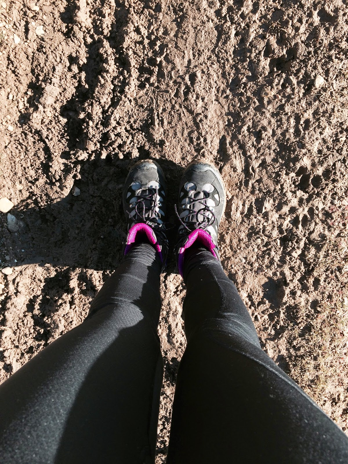 Mud, Hiking, Salomon, hiking boots