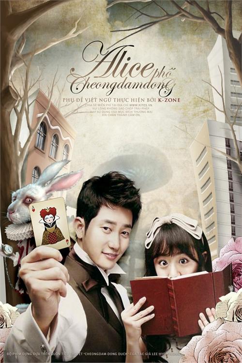 Nàng Alice Phố Cheongdamdong - Cheongdamdong Alice