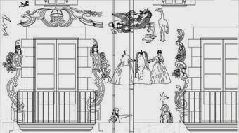 INTERESSANT ARTICLE SOBRE UNS ESGRAFIATS DEL SEGLE XVIII EN UN CASAL DE PALAFRUGELL