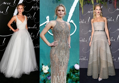 Jennifer Lawrence, Mother Galası Stilleri