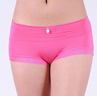 Model Tipe Jenis Celana Dalam Wanita Disukai Pria
