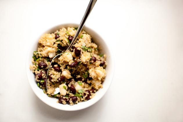 vegetarian quinoa recipe