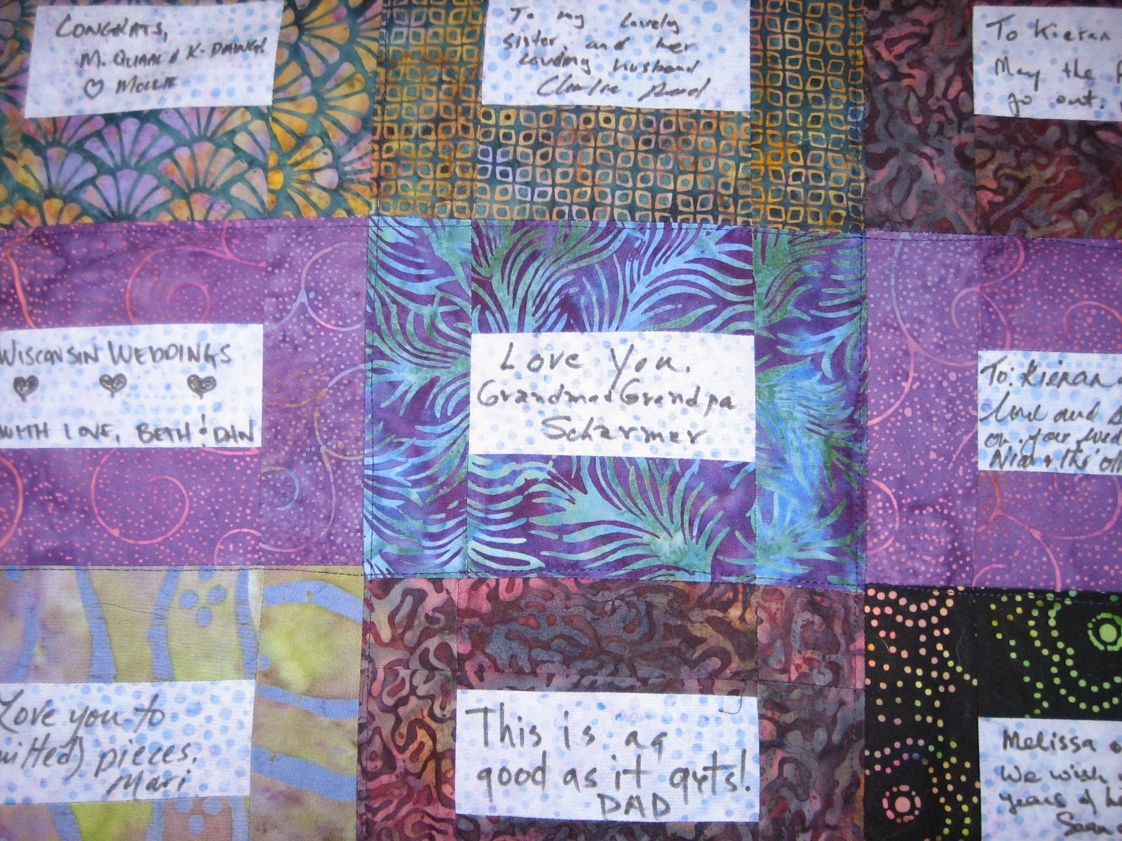 Book color scheme - The Book Also Illustrates Several Different Color Schemes For The Same Quilt Pattern Which Is A Great Way To Spark Creative Thinking As Well As Gain An