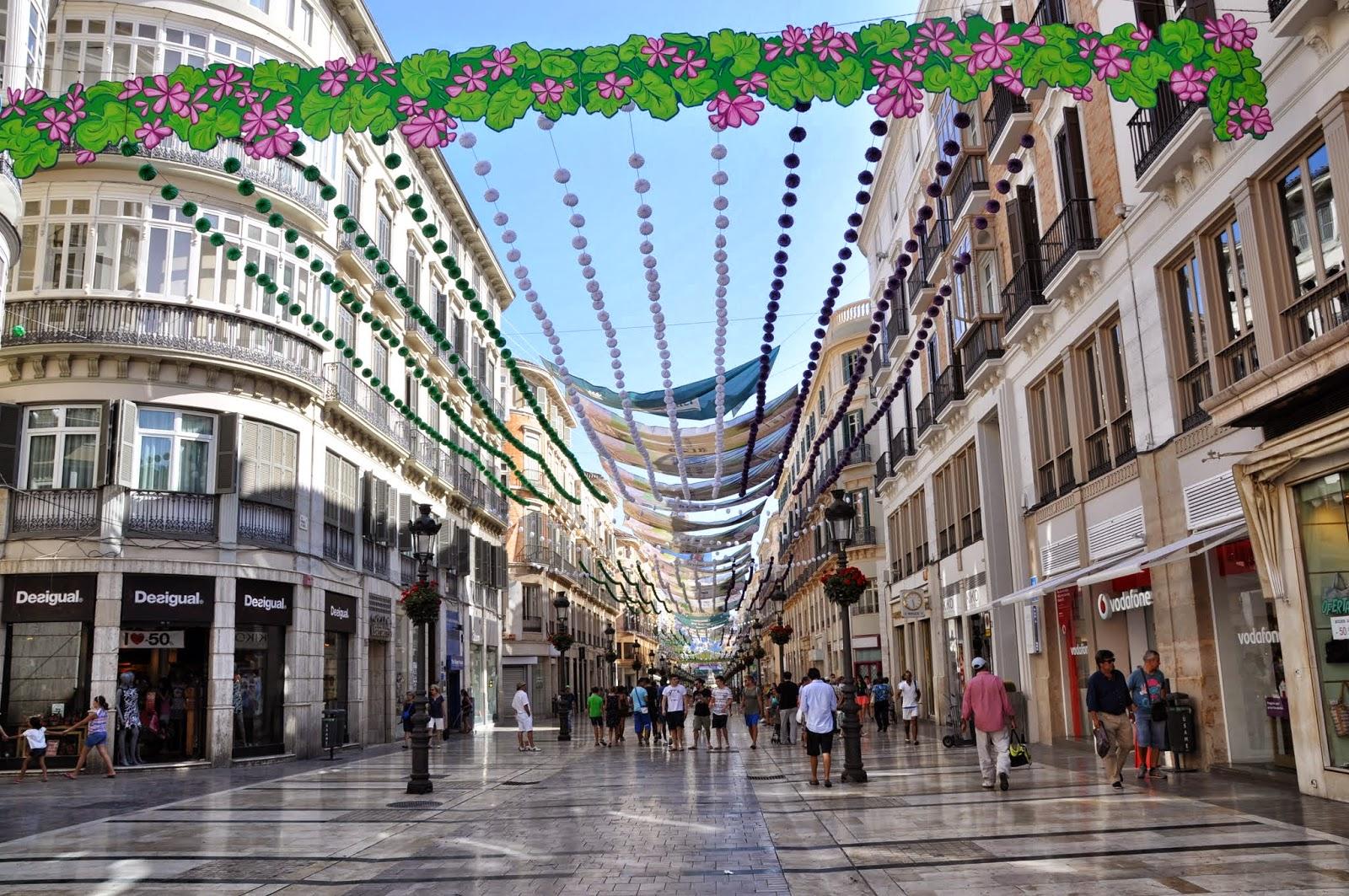 Malaga - La città del relax