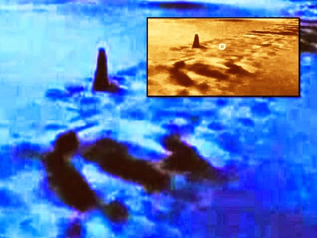 Underwater Obelisks Discovered Exact Opposite Great Pyramid