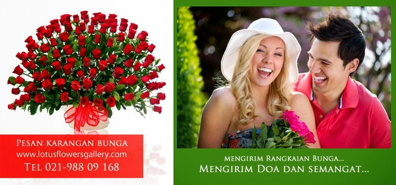Pesan Bunga online, toko bunga