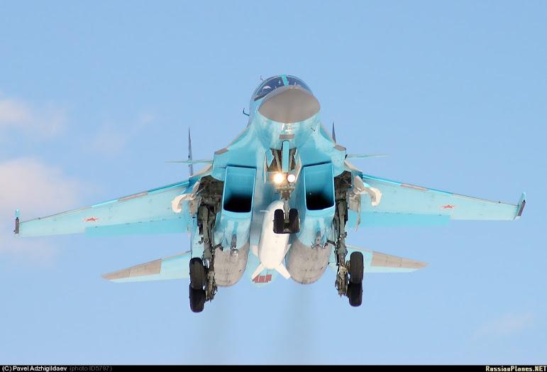 Sukhoi su-34 Fullback