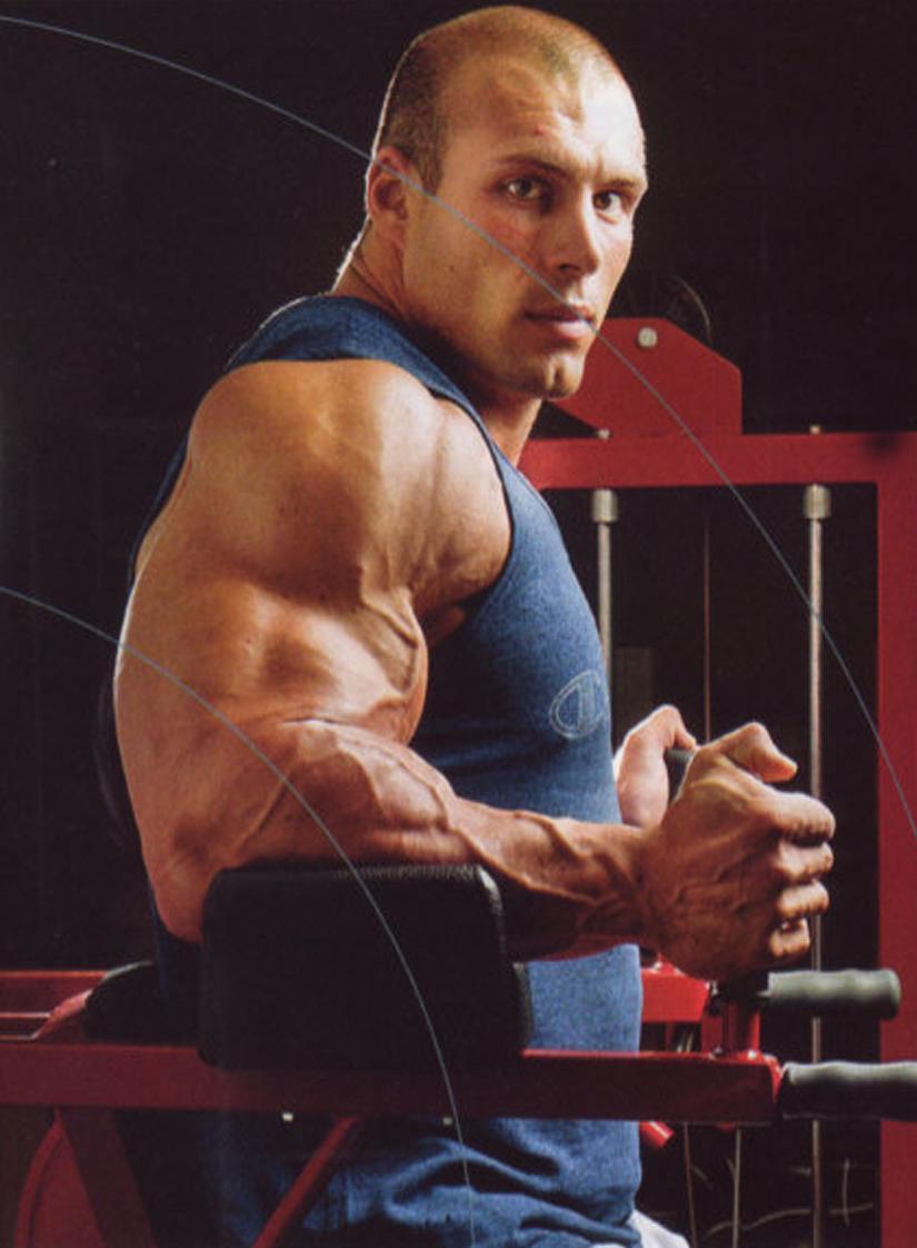 Bodybuilding Junction: Morgan Aste