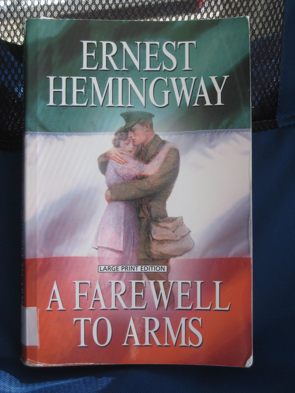 essay on a farewell to arms by ernest hemingway A farewell to arms the book a farewell to arms, written by ernest hemingway, is a classic about the love story of a nurse and a war ridden soldier the story starts as frederick henry is serving in the italian army he meets his future love in the hospital that he gets put in for various reasons.