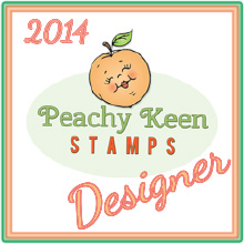 Peachy Keen Stamps..