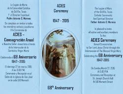 2015 ACIES invitation