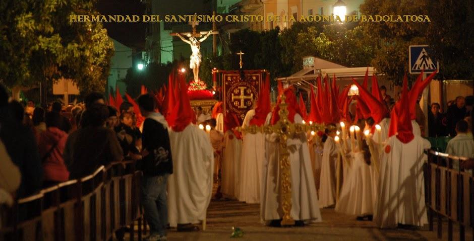 Hdad. del Stmo. Cristo de la Agonia de Badolatosa