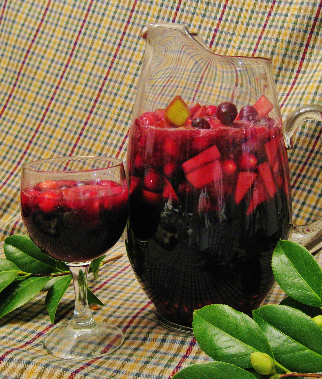 BonnieProjects: Holiday Sangria