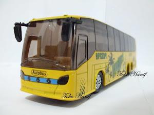 Bus Penumpang (kuning)