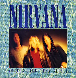 Smells like teen spirits. Nirvana