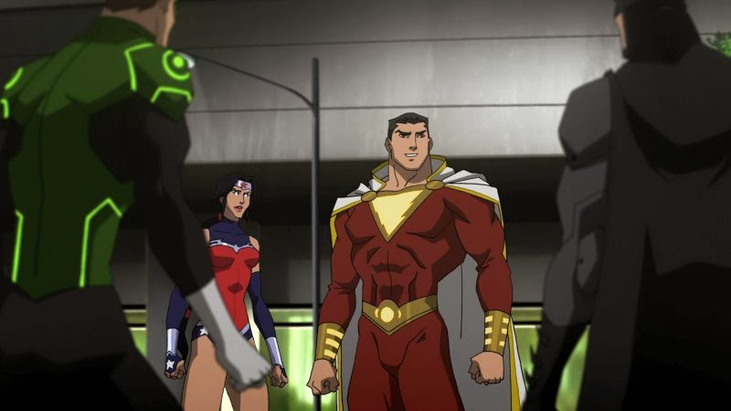 Justice League War, comic books, comics, dc, dc comics